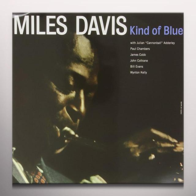 Miles Davis KIND OF BLUE (LTD) (CVNL) (Vinyl)