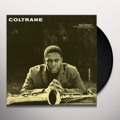 John Coltrane COLTRANE Vinyl Record - Limited Edition