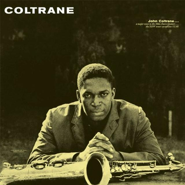 John Coltrane COLTRANE Vinyl Record - Limited Edition