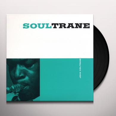 John Coltrane SOULTRANE Vinyl Record - Limited Edition