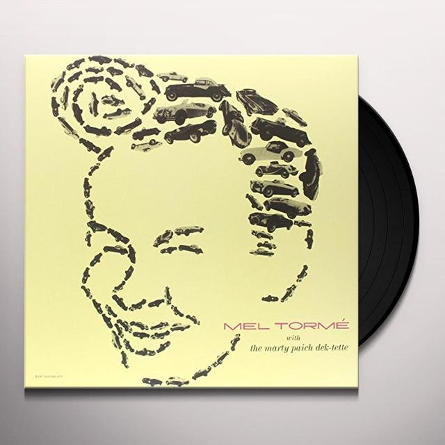 Mel Torme WITH THE MARTY PAICH DEK-TETTE Vinyl Record - Limited Edition