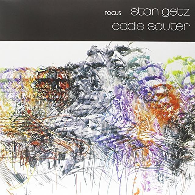 Stan Gets / Eddie Sauter FOCUS Vinyl Record - Limited Edition