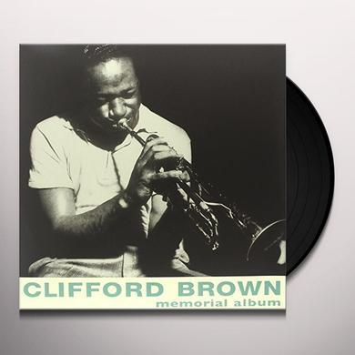 Clifford Brown MEMORIAL ALBUM Vinyl Record - Limited Edition