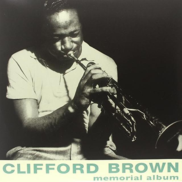 Clifford Brown MEMORIAL ALBUM Vinyl Record - Limited Edition