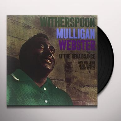 Jimmy Witherspoon / Gerry Mulligan AT THE RENAISSANCE Vinyl Record - Limited Edition