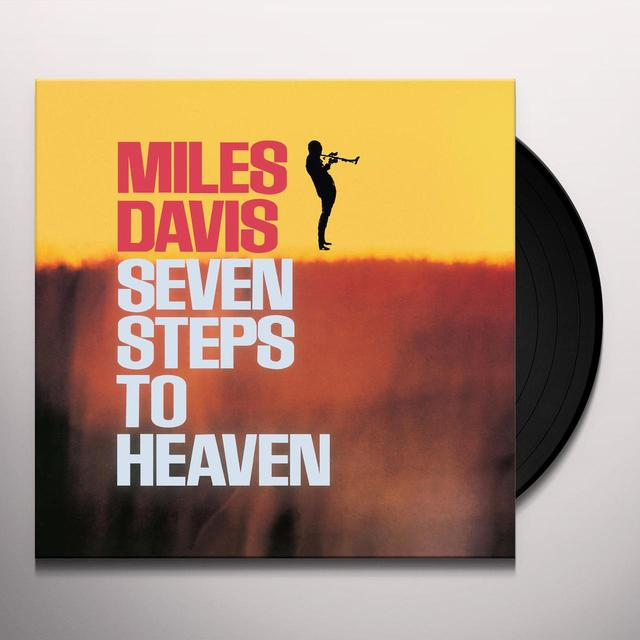 Miles Davis SEVEN STEPS TO HEAVEN Vinyl Record - Limited Edition