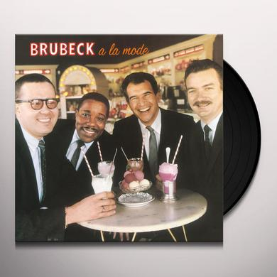Dave Brubeck LA MODE Vinyl Record - Limited Edition