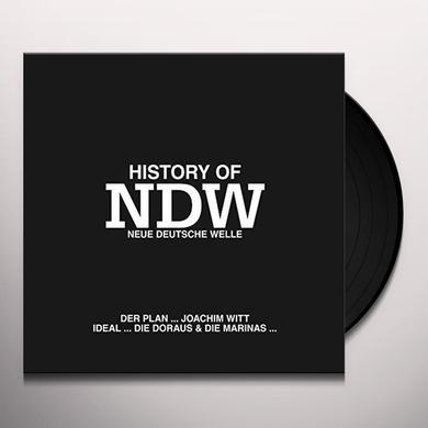 HISTORY OF NDW / VARIOUS Vinyl Record