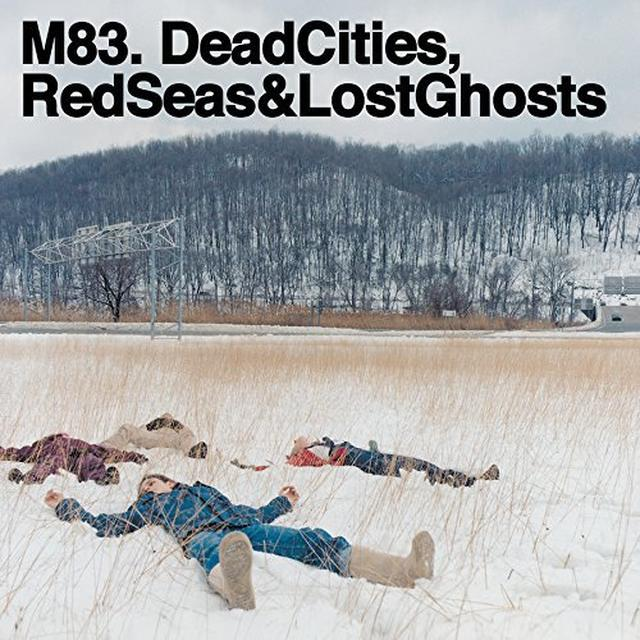M83 DEAD CITIES RED SEAS & LOST GHOSTS Vinyl Record