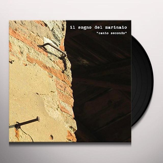 Il Sogno Del Marinaio CANTO SECONDO Vinyl Record