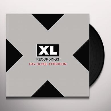 PAY CLOSE ATTENTION: XL RECORDINGS / VARIOUS Vinyl Record
