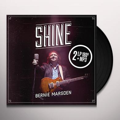 Bernie Marsden SHINE (Vinyl)