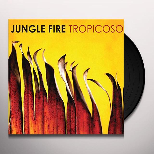 Jungle Fire TROPICOSO Vinyl Record