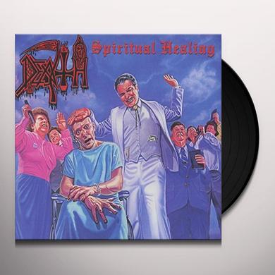 Death SPIRITUAL HEALING Vinyl Record
