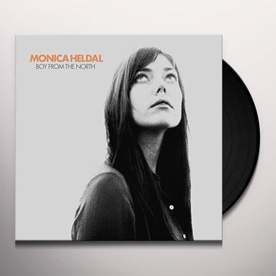 Monica Heldal BOY FROM THE NORTH (BONUS CD) Vinyl Record - 180 Gram Pressing
