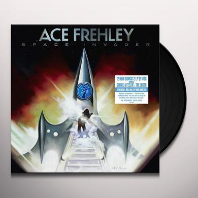 Ace Frehley SPACE INVADER Vinyl Record - Gatefold Sleeve, 180 Gram Pressing