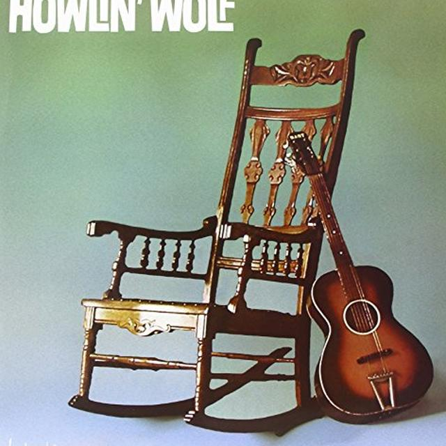 HOWLIN WOLF Vinyl Record - Limited Edition