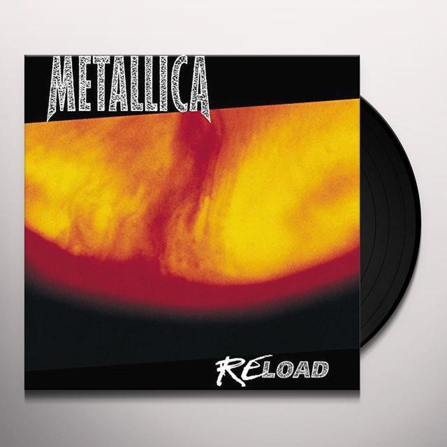 Metallica RE-LOAD Vinyl Record