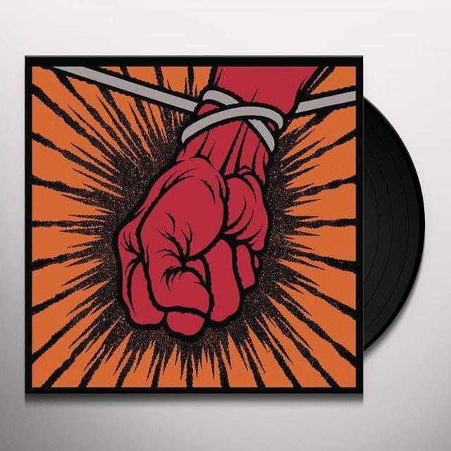 Metallica ST ANGER Vinyl Record