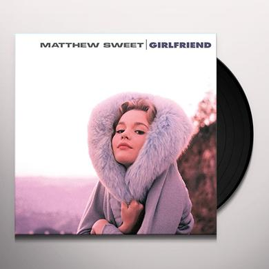 Matthew Sweet GIRLFRIEND Vinyl Record - 180 Gram Pressing