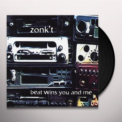 Zonk'T BEAT WINS YOU AND ME Vinyl Record
