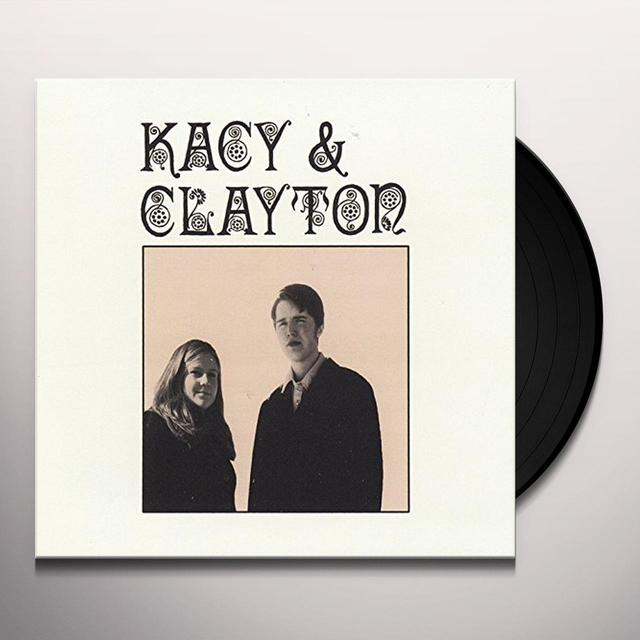 Kacy & Clayton DAY IS PAST & GONE Vinyl Record