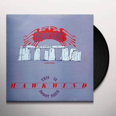 THIS IS HAWKWIND: DO NOT PANIC Vinyl Record