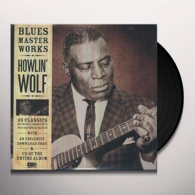 Howlin Wolf 25 CLASSICS Vinyl Record