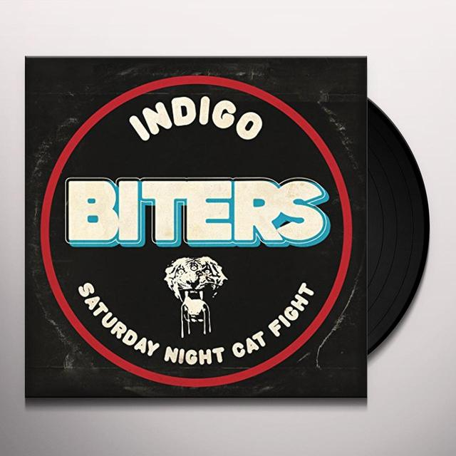 Biters INDIGO Vinyl Record - Limited Edition