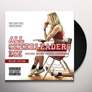 ALL CHEERLEADERS DIE / O.S.T. Vinyl Record