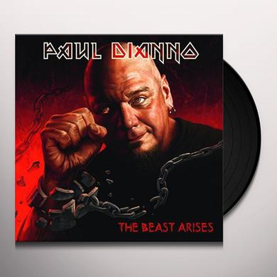 Paul Dianno BEAST ARISES Vinyl Record