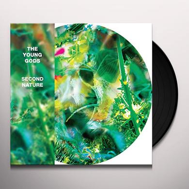 The Young Gods SECOND NATURE Vinyl Record - Limited Edition, Picture Disc