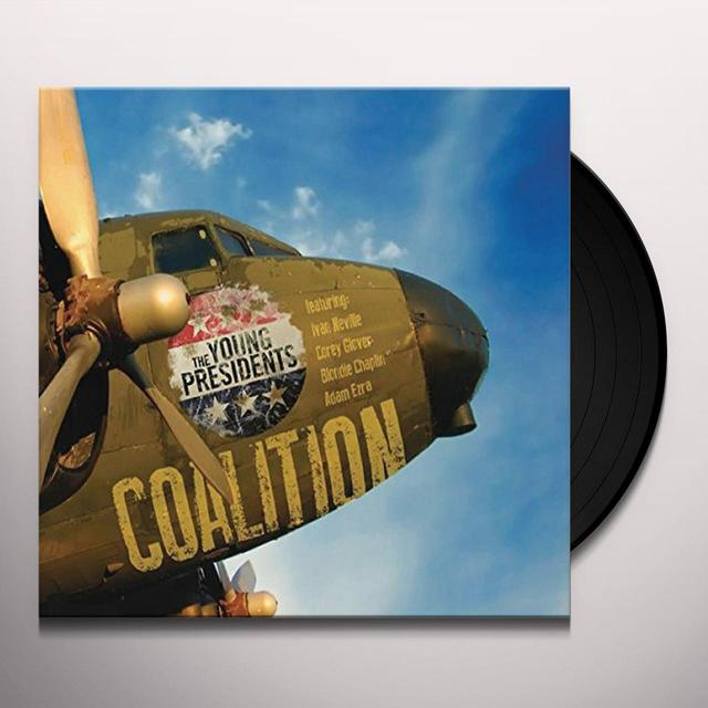 Young Presidents COALITION Vinyl Record