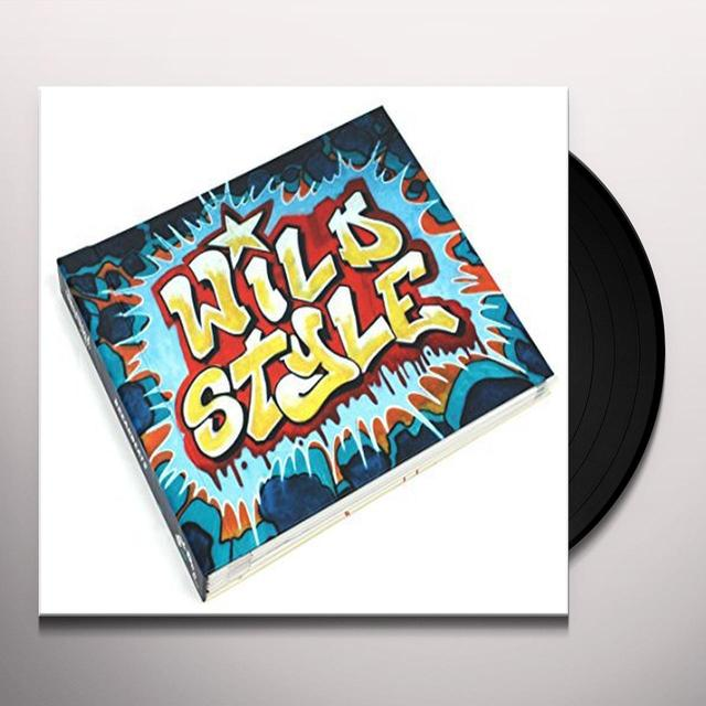 Kenny Dope Presents WILD STYLE BREAKS Vinyl Record