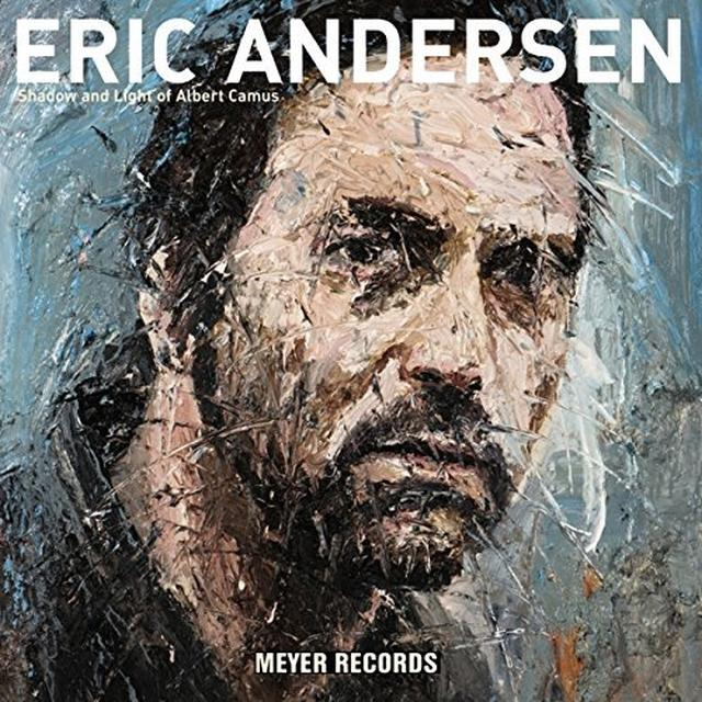 Eric Andersen SHADOW AND LIGHT OF ALBERT CAMUS Vinyl Record - 10 Inch Single, Gatefold Sleeve