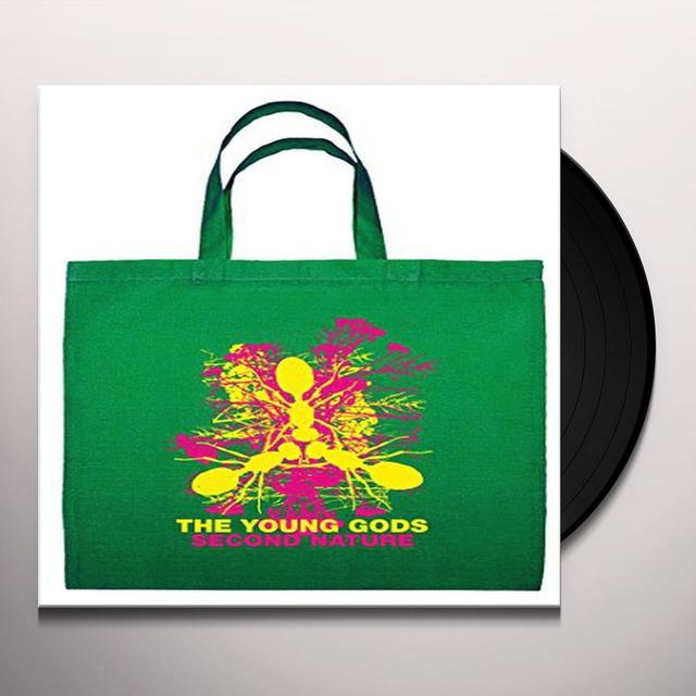 The Young Gods SECOND NATURE Vinyl Record - Limited Edition, Picture Disc, Deluxe Edition
