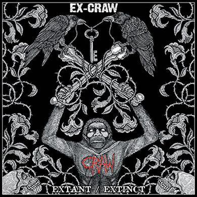 Ex-Craw EXTANT / EXTINCT Vinyl Record