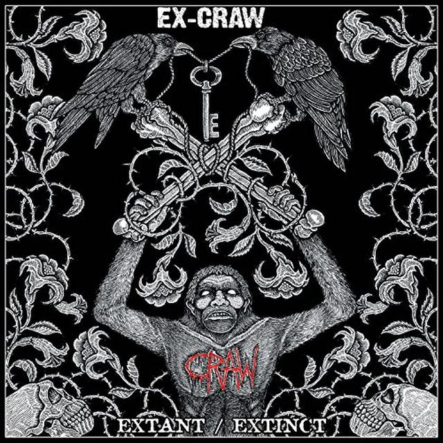 Ex-Craw EXTANT / EXTINCT Vinyl Record