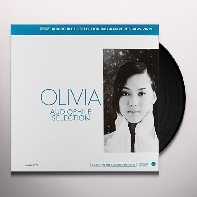 Olivia Ong AUDIOPHILE SELECTION Vinyl Record