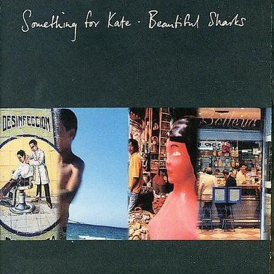 Something For Kate BEAUTIFUL SHARKS Vinyl Record - Australia Release
