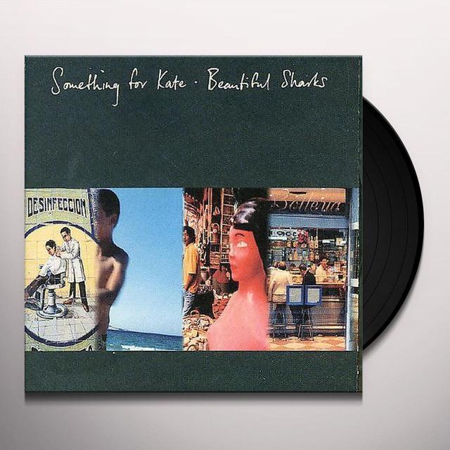 Something For Kate BEAUTIFUL SHARKS Vinyl Record - Australia Import