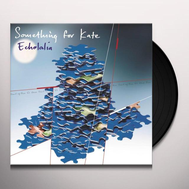 Something For Kate ECHOLALIA Vinyl Record - Australia Import