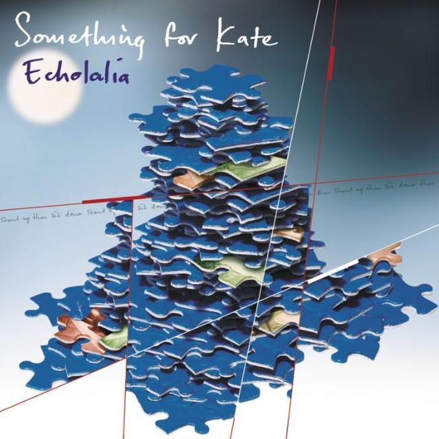 Something For Kate ECHOLALIA Vinyl Record - Australia Import