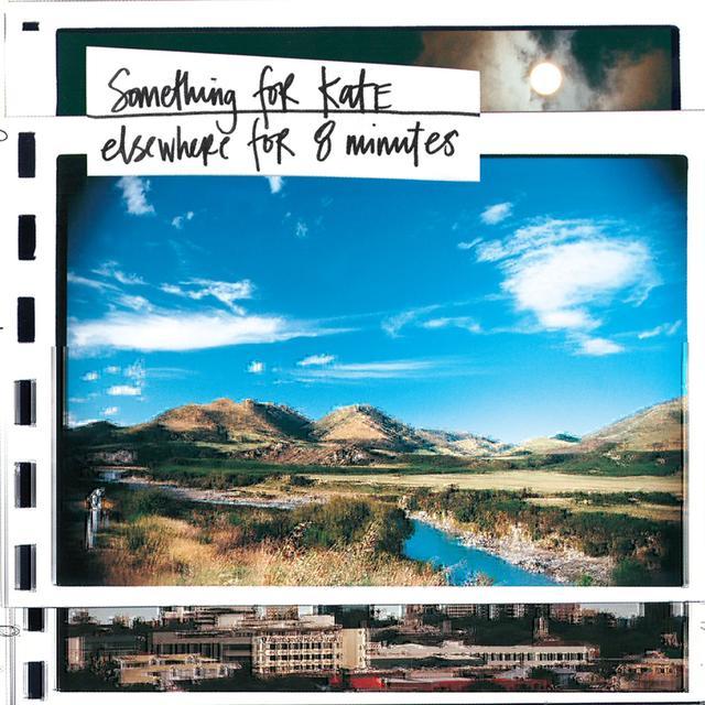 Something For Kate ELSEWHERE FOR EIGHT MINUTES Vinyl Record - Australia Import