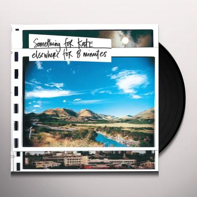Something For Kate ELSEWHERE FOR EIGHT MINUTES Vinyl Record - Australia Import