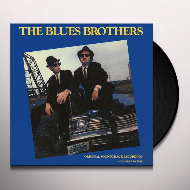 Blues Brothers / O.S.T. (Hol) BLUES BROTHERS / O.S.T. Vinyl Record - Holland Import