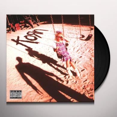 KORN Vinyl Record - Holland Import