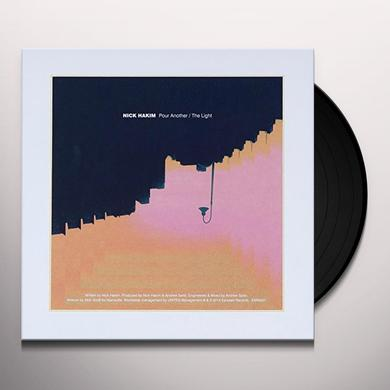 Nick Hakim POUR ANOTHER/THE LIGHT Vinyl Record - UK Import