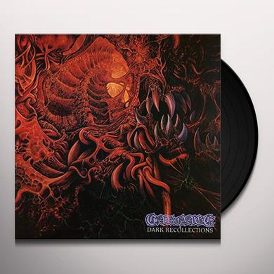 Carnage DARK RECOLLECTIONS Vinyl Record