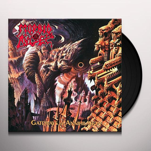 Morbid Angel GATEWAYS TO ANNIHILATION Vinyl Record